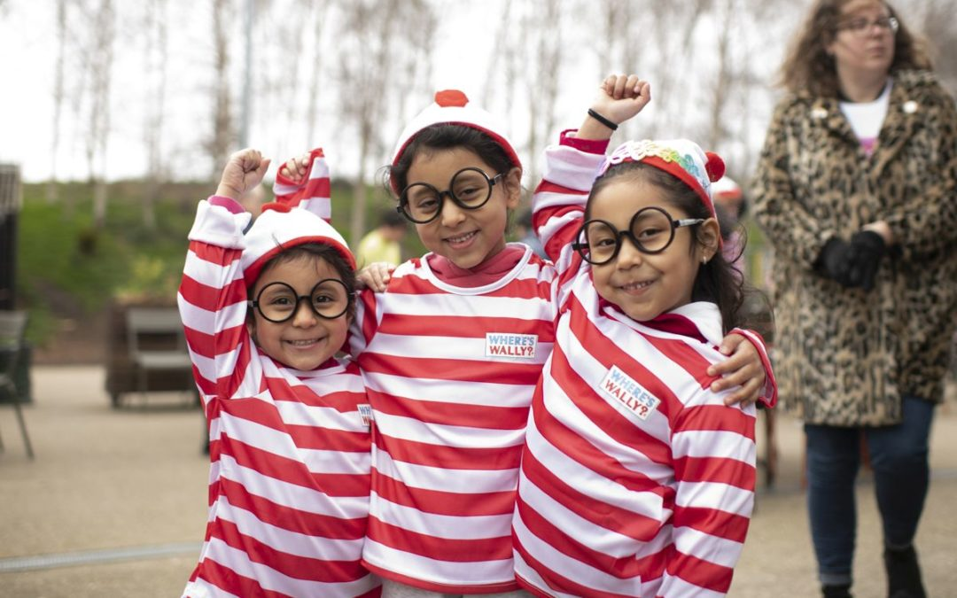 Where's Wally? Weekender!