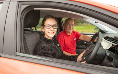 Eight top tips to boost the confidence of a learner driver after lockdown