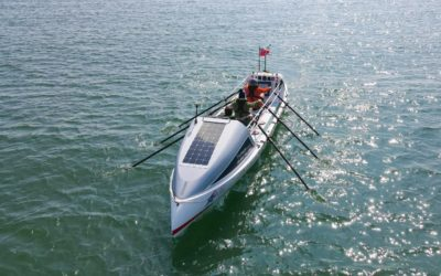 Four Dads Row the Atlantic to Save Lives