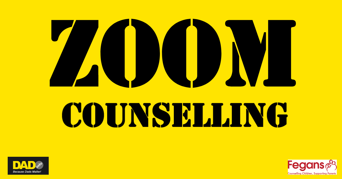 Counselling available on Zoom