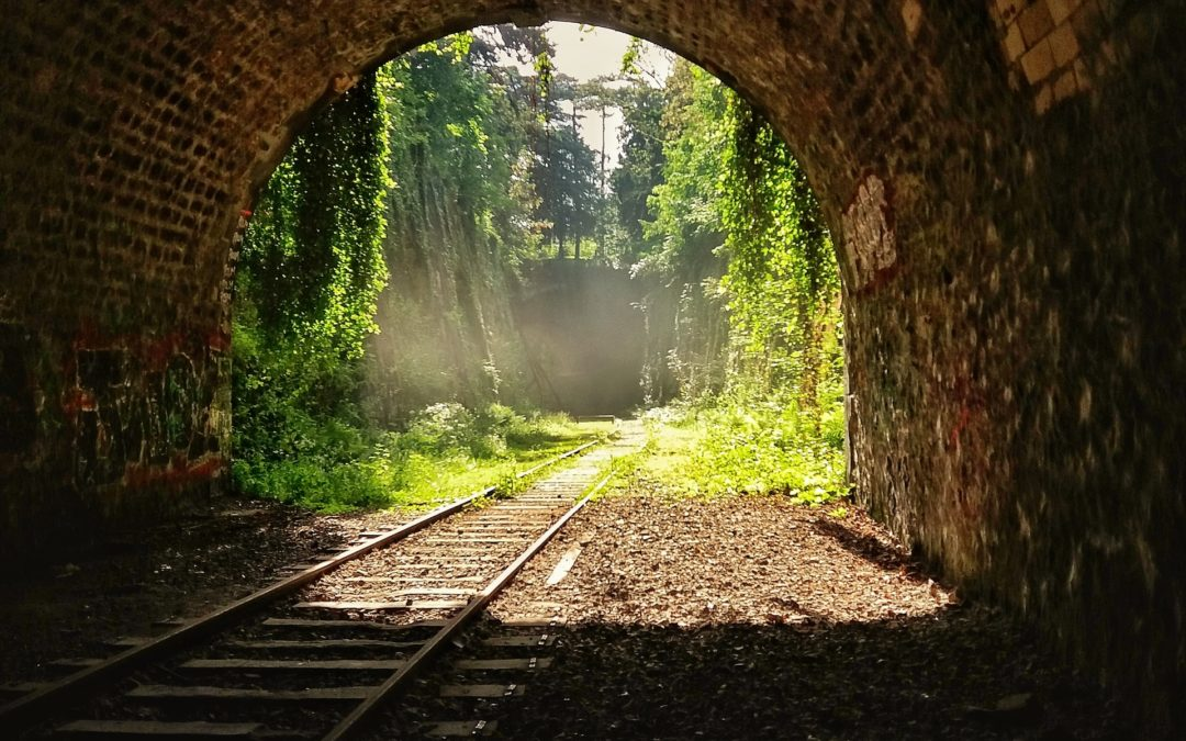 'It is dark, and it is lonely, but there is light at the end of the tunnel'