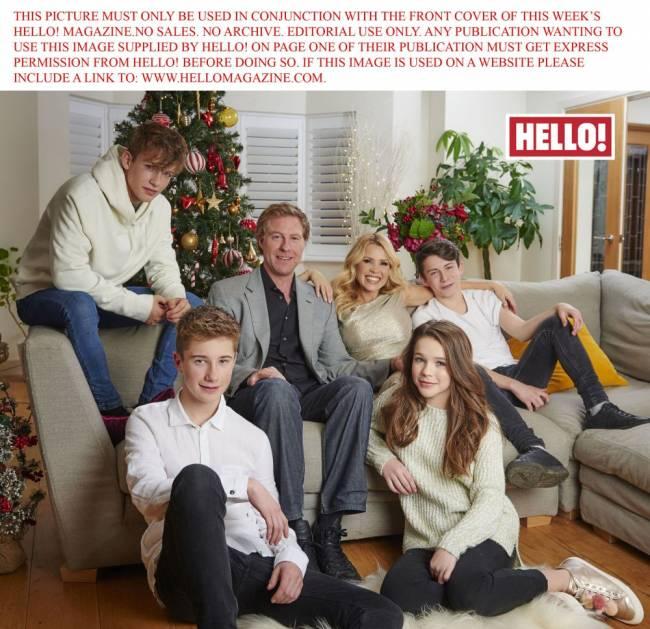 Image: Hello! Magazine/PA Wire
