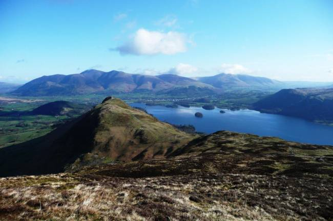 One of the stunning locations in the Lake District