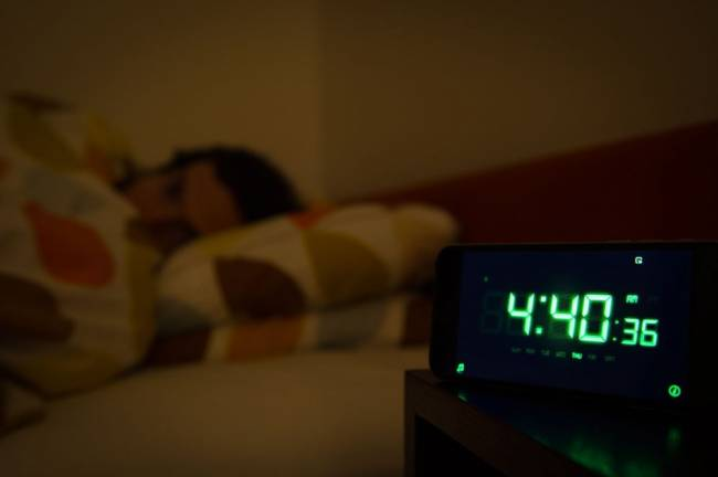 Researchers found that young adults who were lonelier reported worse overall sleep quality. Image: Dominic Lipinski/PA Wire