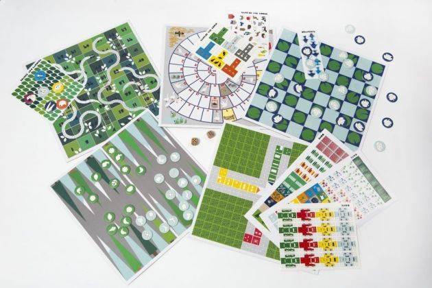 DIY Board Games