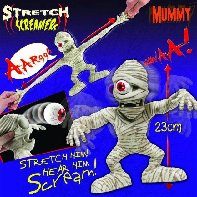 Stretch Mummy Screamers