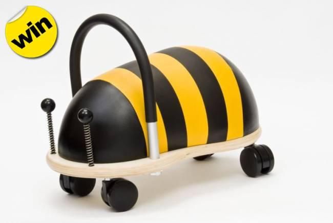 Bee Wheelybug