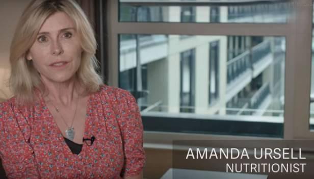 Nutritionist, Amanda Ursell