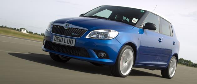 The Skoda Fabia vRS is great fun and, thanks to a 13% discount, great value.