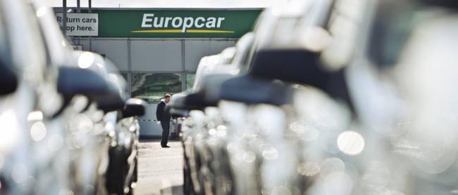 Europcar Rental Location
