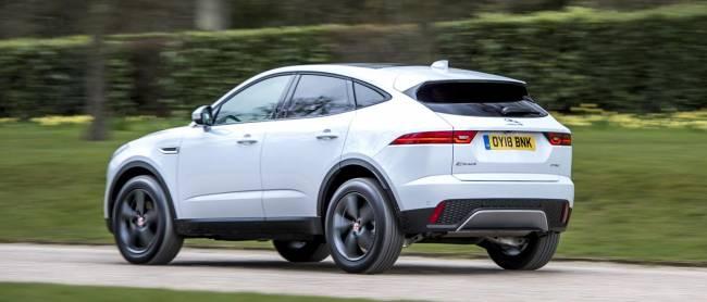 DAD.info tests puts the Jaguar E-Pace through its paces.