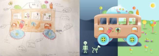 Candy Robo Car by Isla, 6.