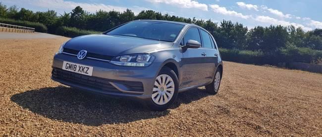 Volkswagen Golf from Europcar