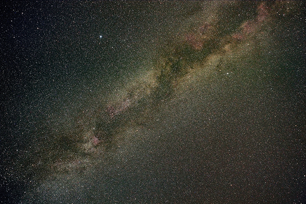 Pictured: the galaxy that won't spoil your appetite | Image: ingimage