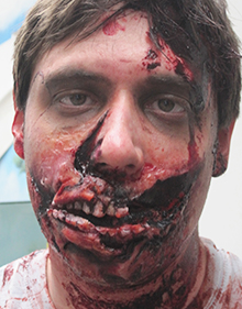 Barry's fear of the dentist wasn't entirely irrational, it turned out | Image: James Draven