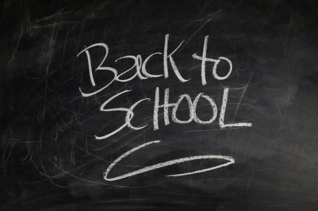 Back to school - Image: Pixabay/geralt