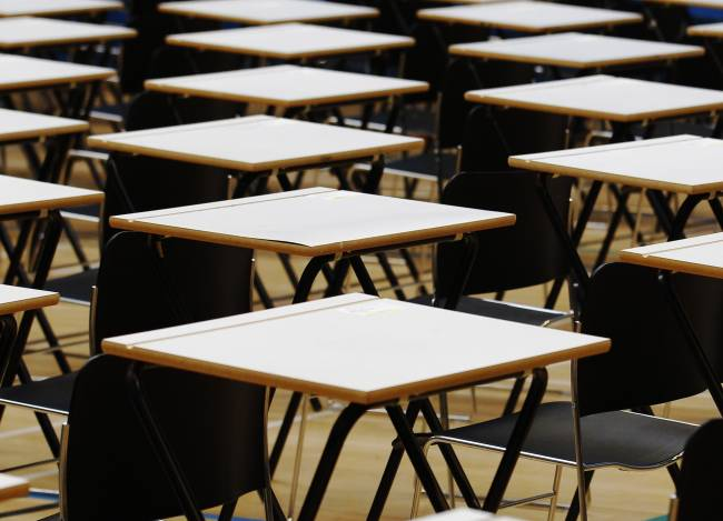 Ofsted slams Barrowford School | Reuters Luke MacGregor