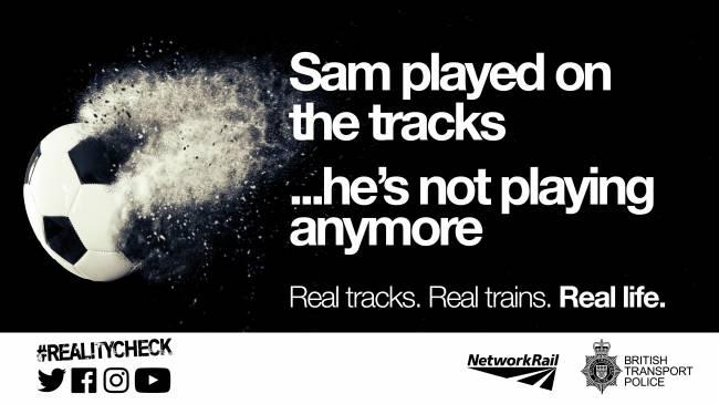 Poster Credit: Network Rail