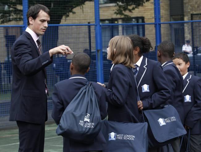 Labour wants to axe free schools | Reuters/Luke MacGregor
