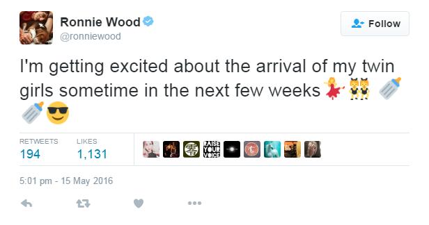 Wood Tweet