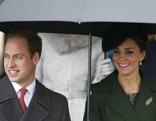 Royal couple to host play dates for Prince George   Image: Reuters photographer