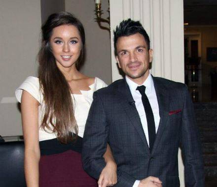 Image: Peter Andre/Twitter