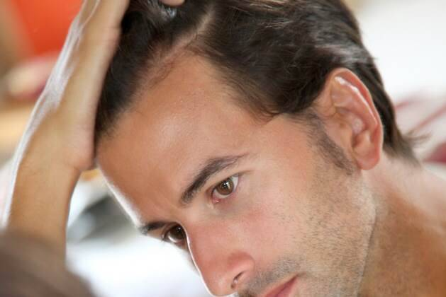 Counting follicles was Andrew's favourite pastime.