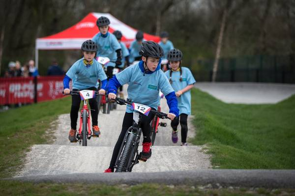 In the world of kid's cycling, wearing t-shirts underneath hoodies is seriously passe