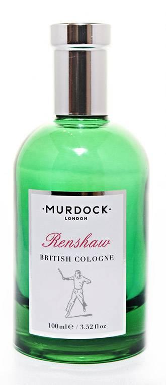 Murdock London Renshaw British Cologne