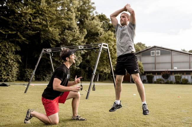 Burpees: making levitation real