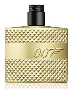 James Bond 007 Signature Gold Limited Edition