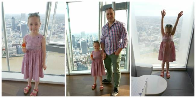 The nippers will get a kick out of The Shard too – especially the loo with a view! Image: Ziggy Opoczynska.