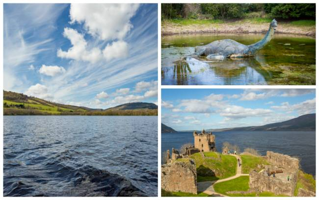 Loch Ness, Nessie and Urquhart Castle @ VisitScotland