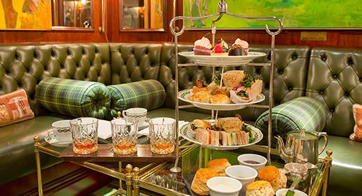 """""""You're me besht mate!"""" Terry always got a bit emotional after he'd put away four scones 