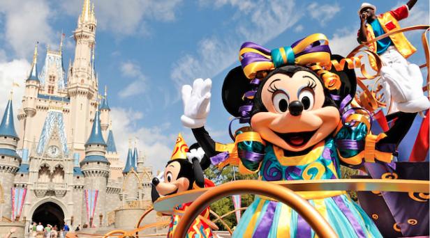 Mouse house | Image: Walt Disney World