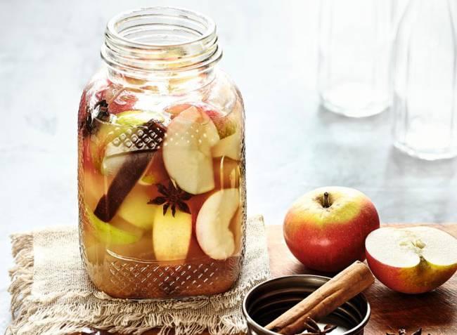 Fruit salad in a jam jar, anyone?