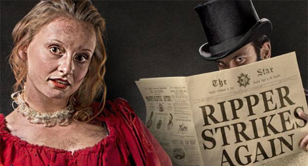 Mud face packs are all very well and good as long as you wash them off properly | Image: London Dungeon