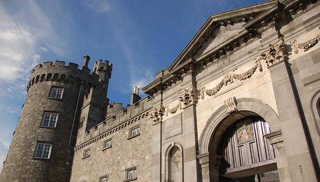 Oh my God, it's Kilkenny Castle! | Image: James Draven