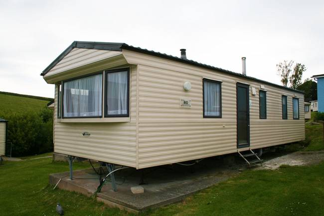 Just like the Tardis, this mobile home contains Cornwall in its entirety