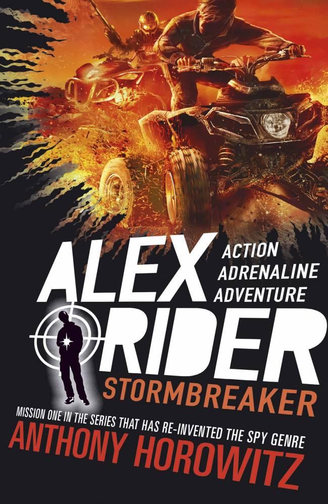 Alex Rider, adrenaline soaked adolescence