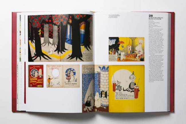 Tove Jansson's The Book About Moomin, Mymble and Little My