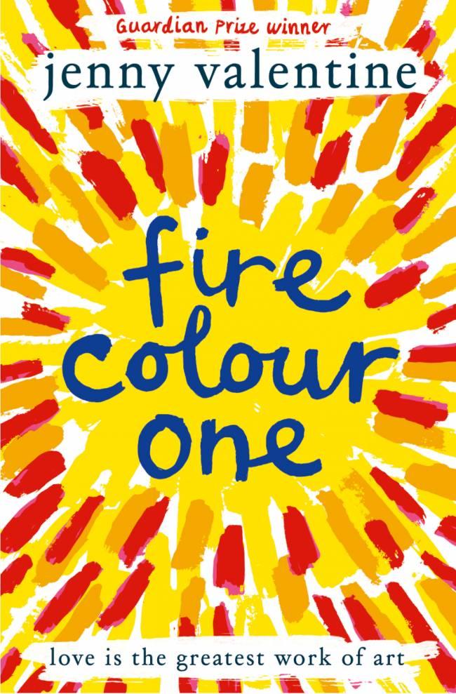 A blazing good read: Jenny Valentine's Fire Colour One