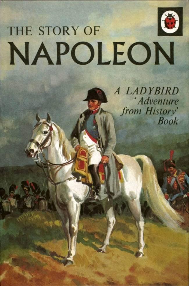 Heading for his Waterloo: Napoleon Bonaparte