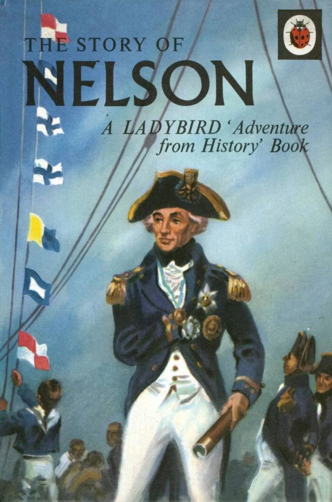 Column inches: Nelson's story