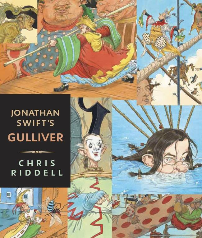 Whole new worlds: Gulliver's Travels