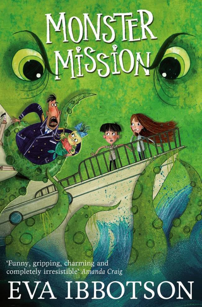 Mission impossible? Eva Ibbotson's madcap monsters