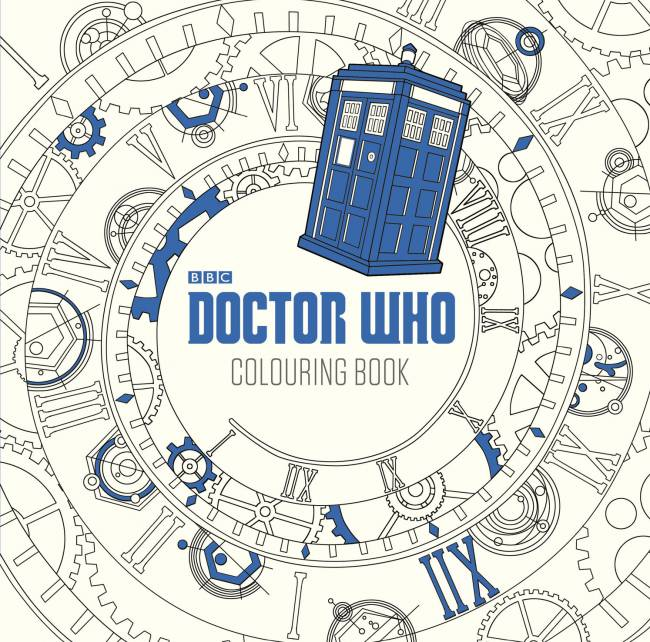 The Doctor will see you now – and your colouring-in pencils