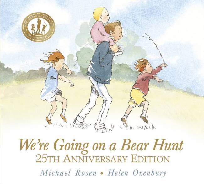 Bear necessities: We're Going on a Bear Hunt