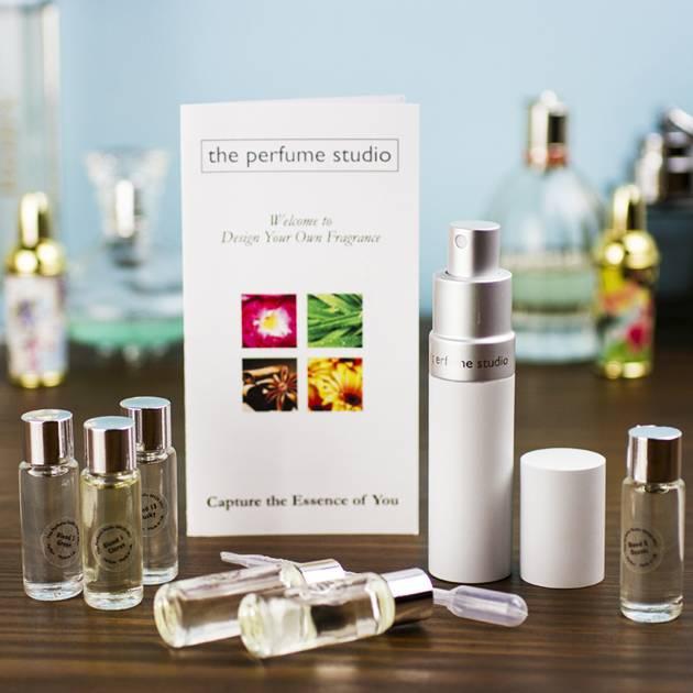 Get Creative With The Perfume Studio