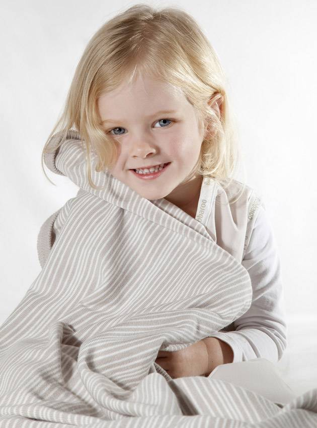 Bubbaroo Blankie - For toddlers too